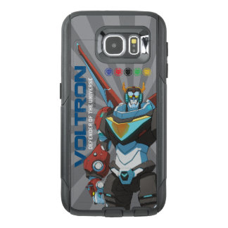 Voltron | Defender of the Universe OtterBox Samsung Galaxy S6 Case