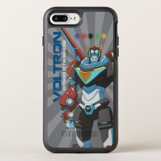 Voltron | Defender of the Universe OtterBox Symmetry iPhone 8 Plus/7 Plus Case