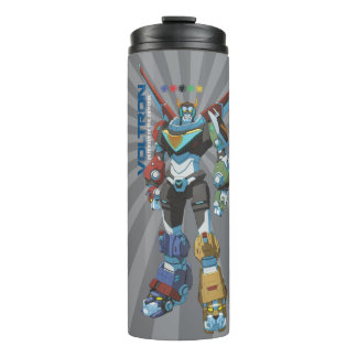 Voltron | Defender of the Universe Thermal Tumbler