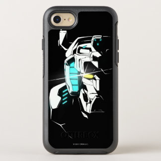 Voltron | Gleaming Eye Silhouette OtterBox Symmetry iPhone 8/7 Case
