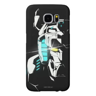 Voltron | Gleaming Eye Silhouette Samsung Galaxy S6 Cases
