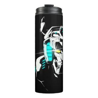 Voltron | Gleaming Eye Silhouette Thermal Tumbler