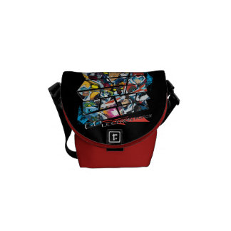 Voltron | Go Voltron Force Commuter Bag