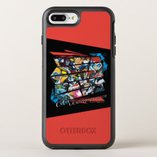 Voltron | Go Voltron Force OtterBox Symmetry iPhone 8 Plus/7 Plus Case