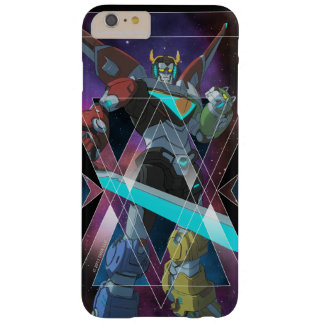 Voltron | Intergalactic Voltron Graphic Barely There iPhone 6 Plus Case