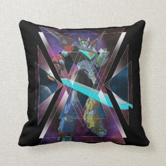 Voltron | Intergalactic Voltron Graphic Cushion