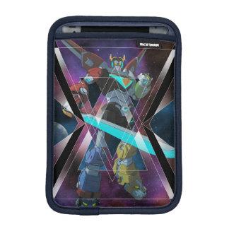 Voltron | Intergalactic Voltron Graphic iPad Mini Sleeve