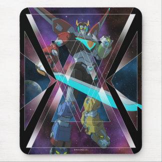 Voltron | Intergalactic Voltron Graphic Mouse Mat