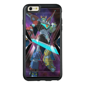 Voltron | Intergalactic Voltron Graphic OtterBox iPhone 6/6s Plus Case