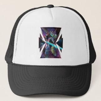 Voltron | Intergalactic Voltron Graphic Trucker Hat