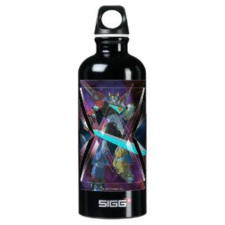 Voltron | Intergalactic Voltron Graphic Water Bottle
