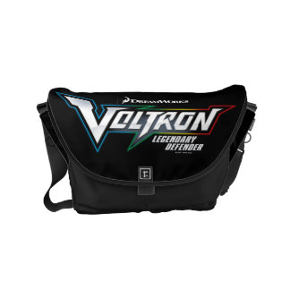 Voltron | Legendary Defender Logo Commuter Bag