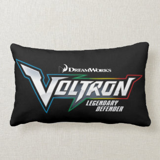 Voltron | Legendary Defender Logo Lumbar Cushion