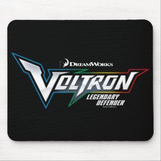 Voltron | Legendary Defender Logo Mouse Mat