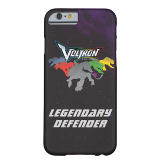 Voltron | Lions Charging Barely There iPhone 6 Case