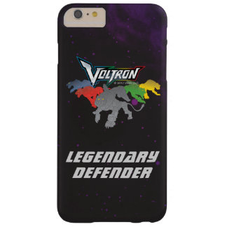 Voltron | Lions Charging Barely There iPhone 6 Plus Case