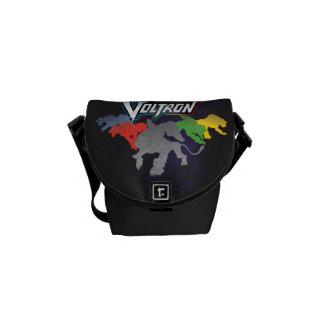 Voltron | Lions Charging Commuter Bags
