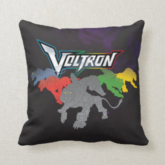 Voltron | Lions Charging Cushion