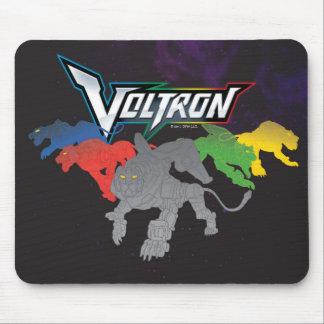 Voltron | Lions Charging Mouse Mat