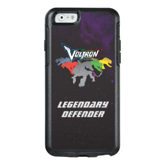 Voltron | Lions Charging OtterBox iPhone 6/6s Case