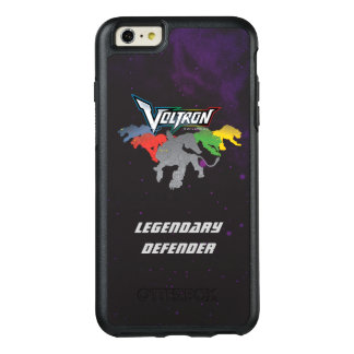 Voltron | Lions Charging OtterBox iPhone 6/6s Plus Case