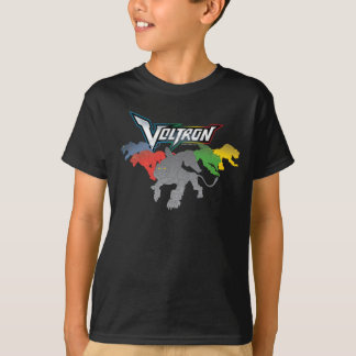 Voltron | Lions Charging T-Shirt