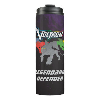 Voltron | Lions Charging Thermal Tumbler