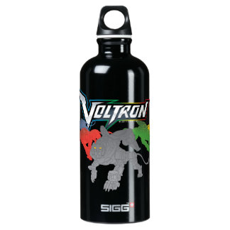 Voltron | Lions Charging Water Bottle