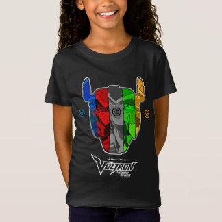 Voltron | Pilots In Voltron Head T-Shirt