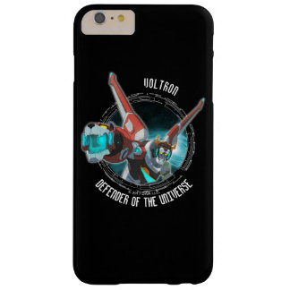 Voltron   Red Lion Plasma Beam Barely There iPhone 6 Plus Case