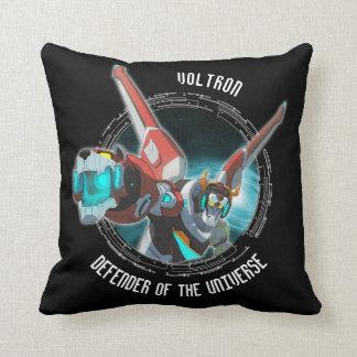 Voltron | Red Lion Plasma Beam Cushion