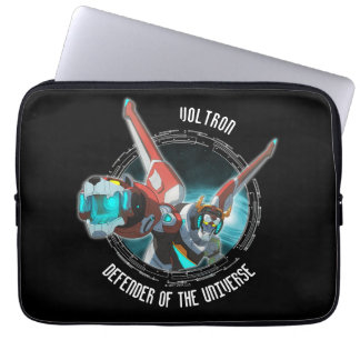 Voltron | Red Lion Plasma Beam Laptop Sleeve