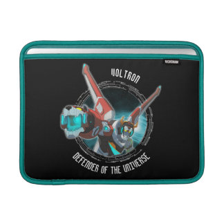 Voltron | Red Lion Plasma Beam MacBook Sleeve