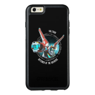 Voltron | Red Lion Plasma Beam OtterBox iPhone 6/6s Plus Case