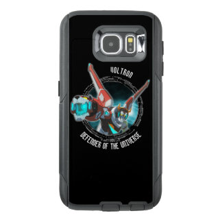 Voltron | Red Lion Plasma Beam OtterBox Samsung Galaxy S6 Case