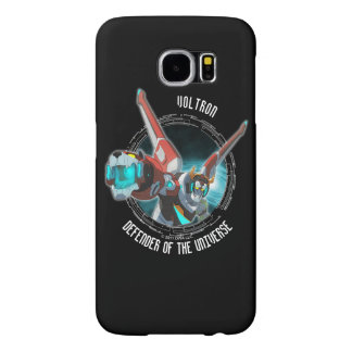 Voltron | Red Lion Plasma Beam Samsung Galaxy S6 Cases