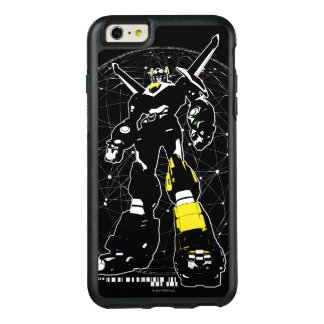 Voltron | Silhouette Over Map OtterBox iPhone 6/6s Plus Case