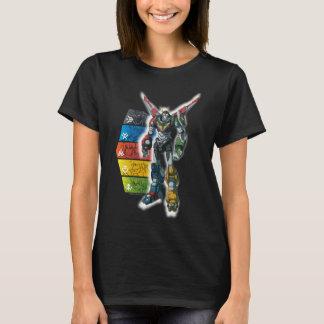 Voltron | Voltron And Pilots Graphic T-Shirt