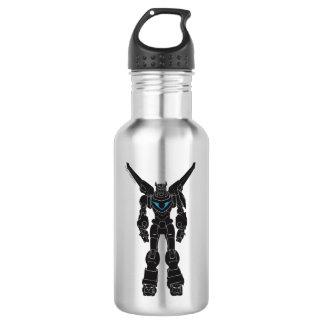 Voltron | Voltron Black Silhouette 532 Ml Water Bottle