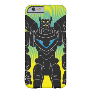 Voltron | Voltron Black Silhouette Barely There iPhone 6 Case