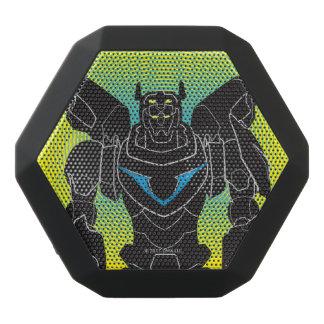 Voltron | Voltron Black Silhouette Black Bluetooth Speaker