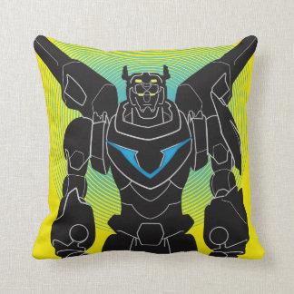 Voltron | Voltron Black Silhouette Cushion