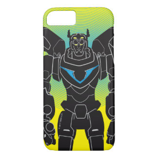 Voltron | Voltron Black Silhouette iPhone 8/7 Case