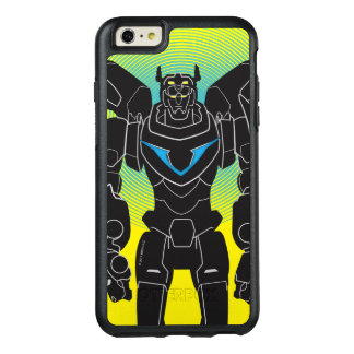 Voltron | Voltron Black Silhouette OtterBox iPhone 6/6s Plus Case