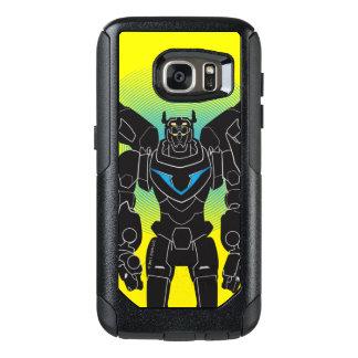 Voltron | Voltron Black Silhouette OtterBox Samsung Galaxy S7 Case