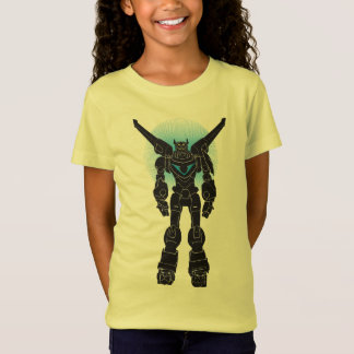 Voltron | Voltron Black Silhouette T-Shirt