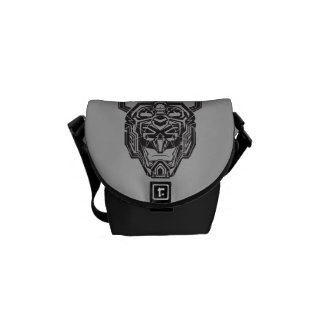 Voltron | Voltron Head Fractured Outline Commuter Bag