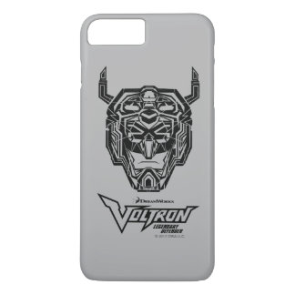 Voltron | Voltron Head Fractured Outline iPhone 8 Plus/7 Plus Case