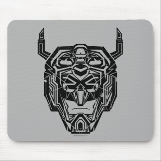 Voltron | Voltron Head Fractured Outline Mouse Mat