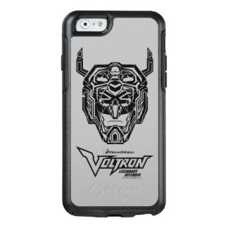 Voltron | Voltron Head Fractured Outline OtterBox iPhone 6/6s Case